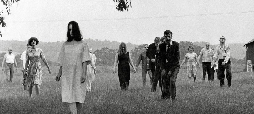 Episode 10: Night of the Living Dead